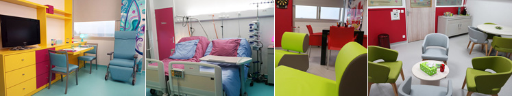 chambre repit onco pediatrie CHRU Nancy